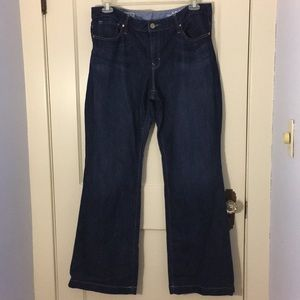 Gap Size 16 Jeans
